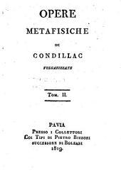 Opere metafisiche: Volume 2