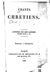 Chants chrétiens: Soprano-contralto