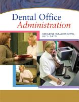 Dental Office Administration PDF