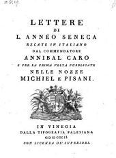 Lettere, ... recate in italiano da Annibal Caro