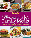 Woman s Day Weekend Is for Family Meals