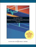 Statistical Techniques in Business   Economics