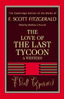 Fitzgerald  The Love of the Last Tycoon PDF