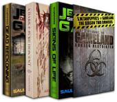 S.W. Tanpepper's GAMELAND (Season Two Omnibus): Episodes 9-11 (Signs of Life, A Dark and Sure Descent, Dead Reckoning)