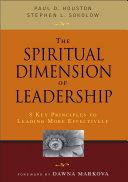 The Spiritual Dimension of Leadership