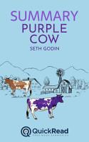 Purple Cow by Seth Godin  Summary  PDF