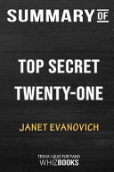 Summary of Top Secret Twenty-One: A Stephanie Plum Novel: Trivia/Quiz for Fans