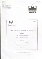 The Aerospace Industry PDF