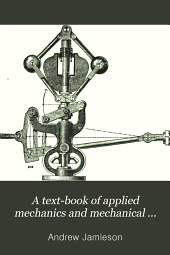 A text-book of applied mechanics and mechanical engineering ...: Volume 2