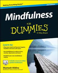 Mindfulness For Dummies Book PDF