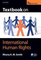 Textbook on International Human Rights PDF