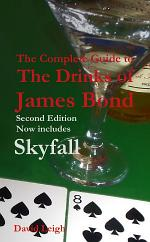 The Complete Guide to the Drinks of James Bond, Second Edition [Paperback]