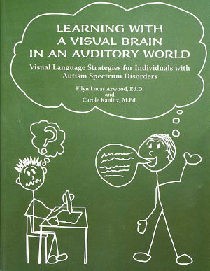 Learning with a Visual Brain in an Auditory World PDF