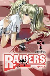 Raiders: Volume 3