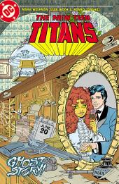 The New Teen Titans (1984-) #12