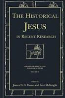 The Historical Jesus in Recent Research PDF