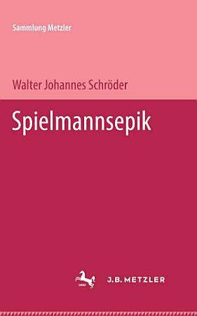 Spielmannsepik PDF