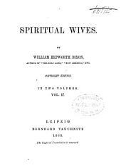 Spiritual Wives: Volume 2