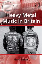 Heavy Metal Music in Britain