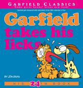 Garfield Takes His Licks: His 24th Book