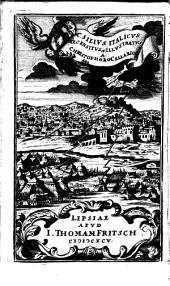 De bello Punico secundo libri XVII