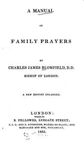 A Manual of Family Prayers