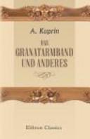 Das Granatarmband und Anderes PDF