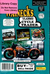 WALNECK'S CLASSIC CYCLE TRADER, MARCH 1997