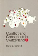 Conflict and Consensus in Switzerland PDF