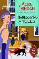 Thanksgiving Angels  A Mercy Allcutt Mystery  Book 5  PDF