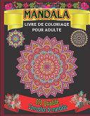50 Mandalas Adult Coloring Book For Mandala Pattern