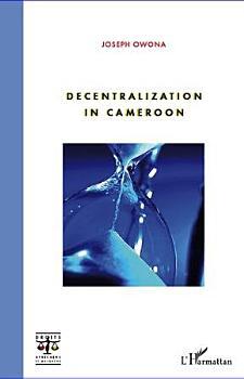 Decentralization in Cameroon PDF