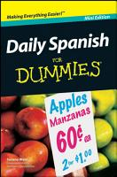 Daily Spanish For Dummies    Mini Edition PDF