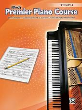 Premier Piano Course: Theory Book 4
