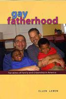 Gay Fatherhood PDF