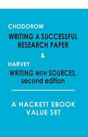 Chodorow  Writing a Successful Research Paper  and  Harvey  Writing with Sources   2nd Edition  PDF