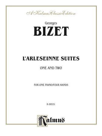 L Arlesienne  Suites 1 and 2 PDF