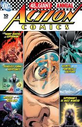 Action Comics (1938-2011) Annual #10