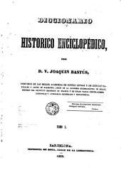 Diccionario histórico enciclopédico, 1
