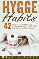 Hygge Habits