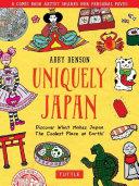 Uniquely Japan PDF