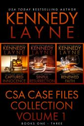 CSA Case Files (Volume 1): Military Romance