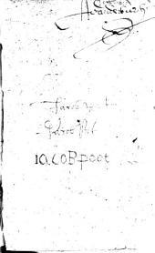 Conservandae bonae valetudinis praecepta, longe saluberrima, regi Angliae quondam à doctoribus Scholae Salernitanae versibus conscripta ...