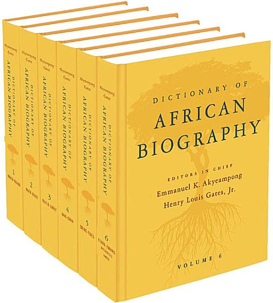 Download Dictionary of African Biography Book