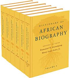 Dictionary of African Biography PDF