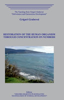 Restoration of the Human Organism Through Concentration on Numbers PDF