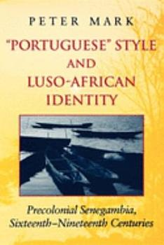 Portuguese  Style and Luso African Identity PDF