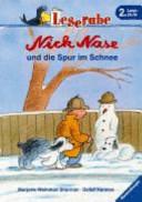 Nick Nase und die Spur im Schnee PDF