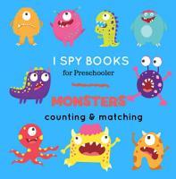 I Spy Book For Preschooler PDF