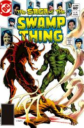 The Saga of the Swamp Thing (1982-) #4